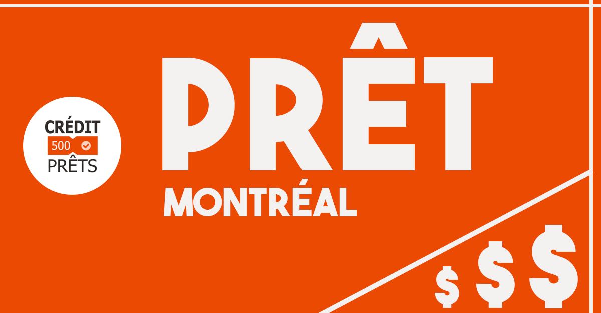 Prêt de 100$ à 250$ sans enquête de crédit à Montréal